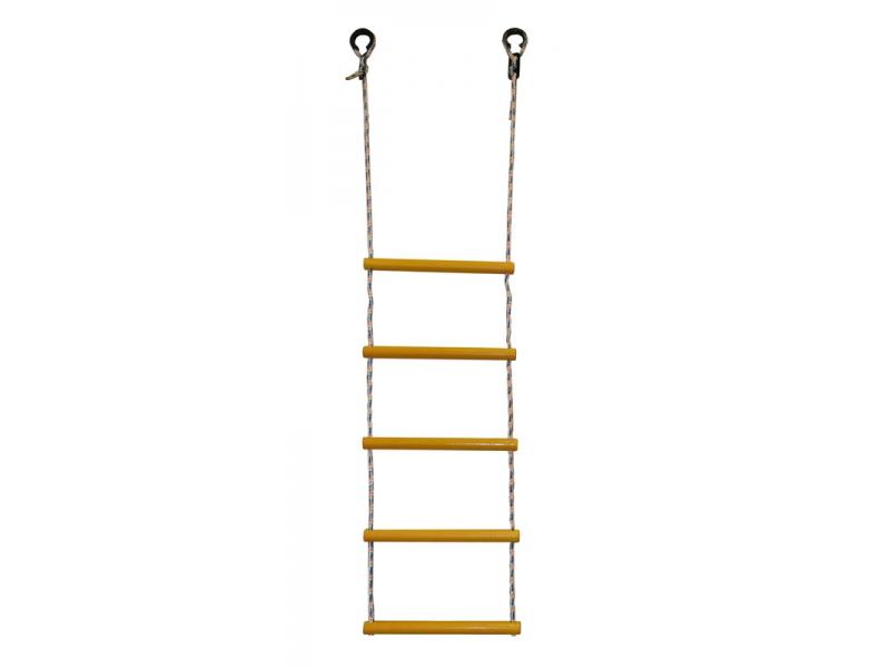 Шведская стенка ятмс88+веревочная лестница, скамья.